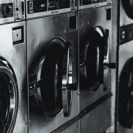 Power laundries, family and commercial